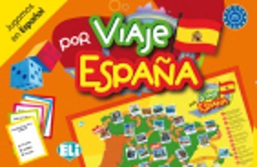 ELI Language Games: Viaje por Espana