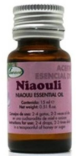Soria Natural Esencia Niaouli Ácidos Grasos Esenciales - 15 ml