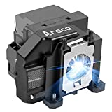 Araca ELPLP67 Projector Lamp with Housing for Epson EX5210 EX7210 EB-X14 EX3210 EX3212 EB-X11 H433A H429A H518A VS220 VS310 VS320 EB-X14 EX6210 W12+ W11+ MG-850HD Replacement Projector Lamp