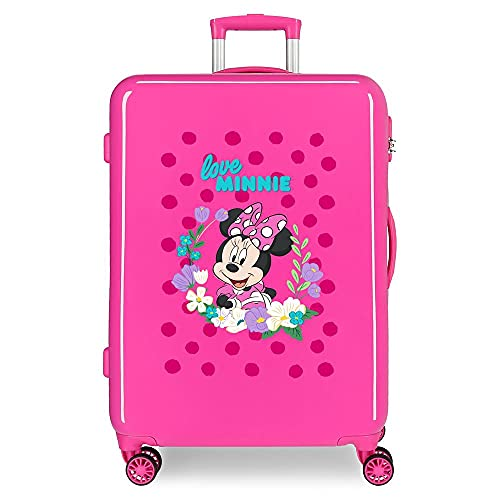 Disney Minnie Golden Days Middelgrote koffer 48x68x26 cms