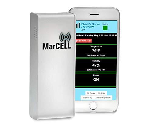 MarCELL Cellular Temperature/Humidity Monitor (Verizon)