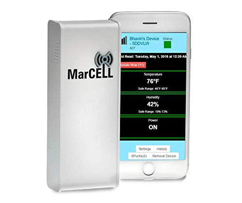 MarCELL Cellular Temperature/Humidity Monitor (Verizon)