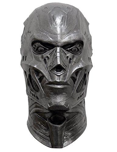 Cyborg T-3000 Maske Terminator Genisys - Hand bemalt