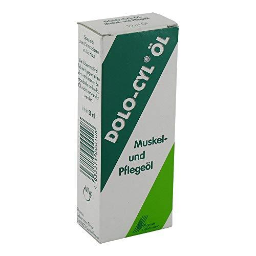 DOLO-CYL ÖL, 50 ml Öl