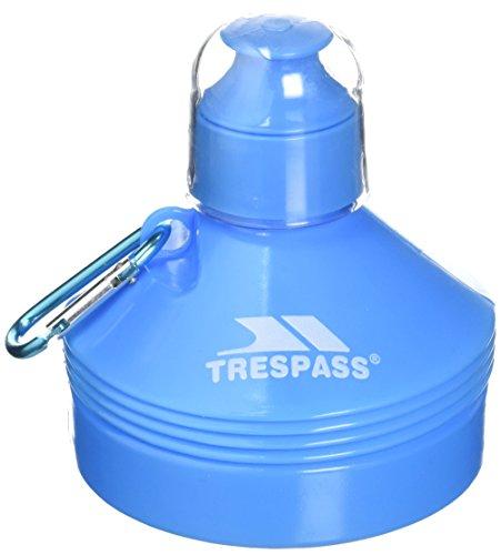 Trespass Squeezi Botella, Unisex Adulto, Azul (BLU), 0.5 l