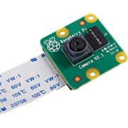 seeed studio Raspberry Pi Camera Module V2 8 Megapixel 1080P, Standard CSI Compatible with Raspberry Pi 4, Raspberry Pi 3/3 B+, Raspberry Pi Zero/Zero W and Most Single Board Computer