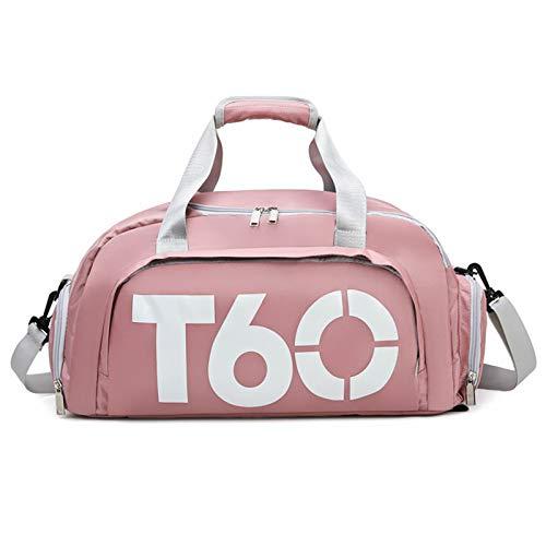 FAMEI Waterproof Gym Sports Bag for Men Women Fitness Workout Backpacks Multifunctional Travel Luggage Bag