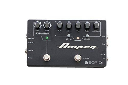 Ampeg/SCR-DI アンペグ ベース用プリアンプ/オーバードライブ アンペグ