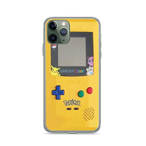 Phone Case Gameboy Limited Edition Compatible with iPhone 6 6s 7 8 X XS XR 11 Pro Max SE 2020 Samsung Galaxy Tested Shock