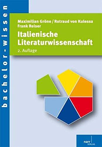 Italienische Literaturwissenschaft (bachelor-wissen)