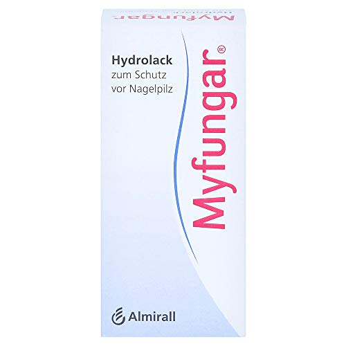 MYFUNGAR Nagellack Loesung, 6.6 ml