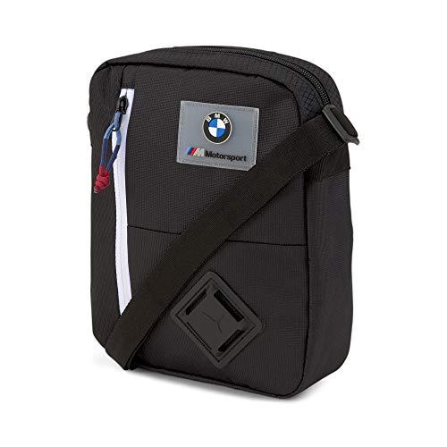 PUMA Unisex BMW M MTSP Large Portable Umhängetasche, Einheitsgröße