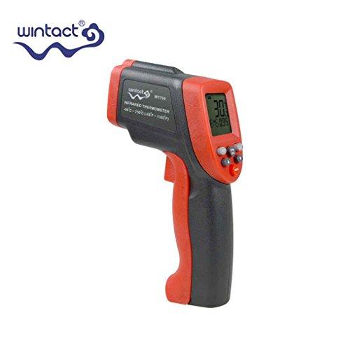 Cdrox WT700 Industrieberührungslos Infrarot-Thermometer-Digital-IR-Temperaturmessgerät -50~700 ℃ -58~1292 ℉ Pyrometer