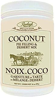 Coconut Cake Mix, Pie Filling, Dessert Mix - 16oz - by WT Rawleigh