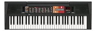 Yamaha PSR-F51 Electronic Keyboard - Portable Beginners Instrument with 61 Full Sized Keys, in Black (B01KH7HBFW)   Amazon price tracker / tracking, Amazon price history charts, Amazon price watches, Amazon price drop alerts