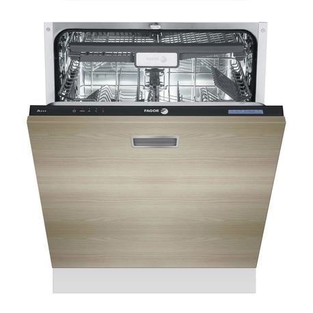 Fagor LVF68ITA - Lavavajillas integrable 60cm clase de eficiencia energetica a+++
