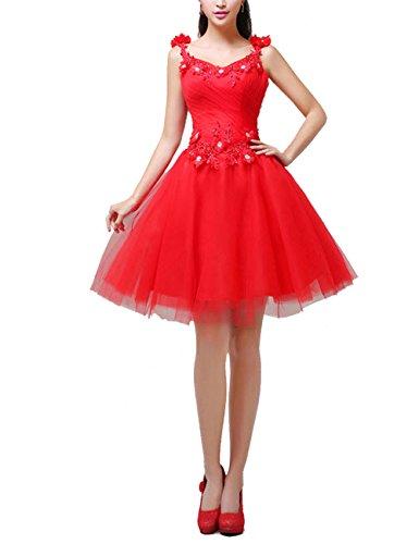 Lactraum LF4079 Brautjungfernkleid Ballkleid Abendkleid Abschlussball Kleider Hochzeitskleider...