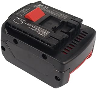 Cameron Sino Battery for Bosch DDB180-02, GDR 1080-LI, GDR 14.4 V-LIN, GDR 14.4V-LIMF, GDR 1440-LI, GDS 14.4 V-LI, GDS 14.4 V-LIN, GSB 14.4 VE-2-LIN, GSR 14.4-2-LI, GSR 1440-LI (3000mAh)