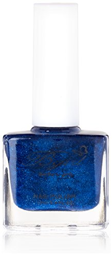 nageldecoratie nummer Mt-12 mat nagellak, donkerblauw 12 ml