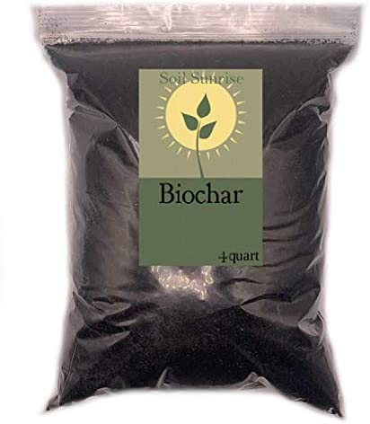 Biochar Soil Amendment 100% free shipping Premium Natural All National products Qualit