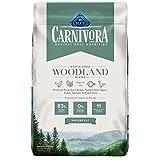 Blue Buffalo Carnivora Optimal Prey Nutrition High Protein, Grain Free Natural Mature Dry Cat Food, Woodland Blend 10lb