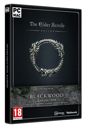 The Elder Scrolls Online Collection: Blackwood (PC DVD)