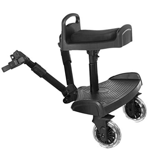 Baninni Passo Kid Board bnsta005-bk zusätzlichen Sitz für Kinderwagen