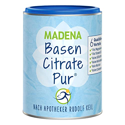 MADENA -   BasenCitrate Pur