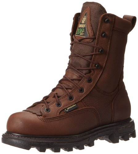 Rocky Men's Bearclaw 3D LTT-M, Brown, 9.5 Medium US