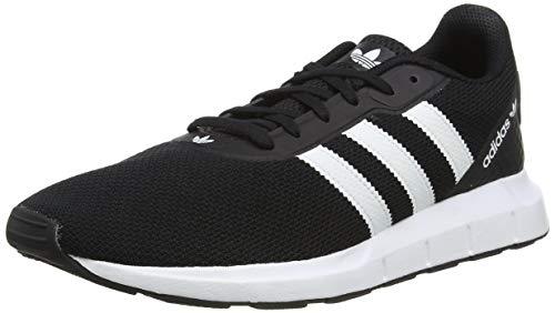 adidas Mens Swift Run 2.0 Sneaker, Core Black/Footwear White/Core Black, 41 1/3 EU