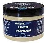 Nash Liver Powder 50g B1130 Leberpulver Leber Pulver Leberextrakt Liverpowder