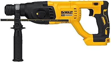 DEWALT 20V MAX XR Rotary Hammer Drill, D-Handle, 1-Inch, Tool Only (DCH133B)