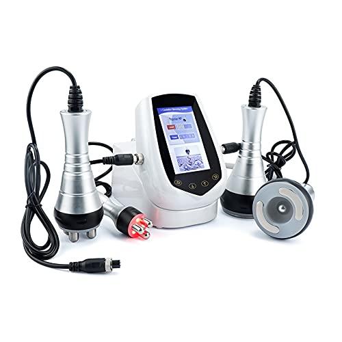 RF Cuerpo Adelgazar máquina 40K Anticelulítico Celulitis Masajeador Estiramiento De La Piel Estiramiento Facial Eliminación De Arrugas Pérdida De Peso Forma
