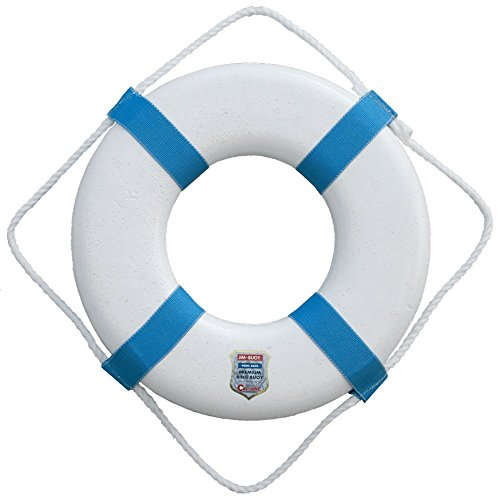 Jim-Buoy P-17 P-Series Life Ring - 17