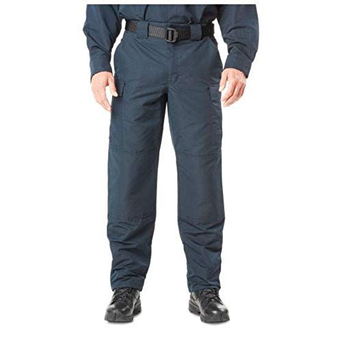 5.11 Tactical Men's Fast TAC Tactical TDU Light-Weight Cargo Pant, Style # 74462, Dark Navy, 38W x 30L