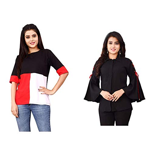 Leriya Fashion Offers All Kinds of Tops for Both Women...