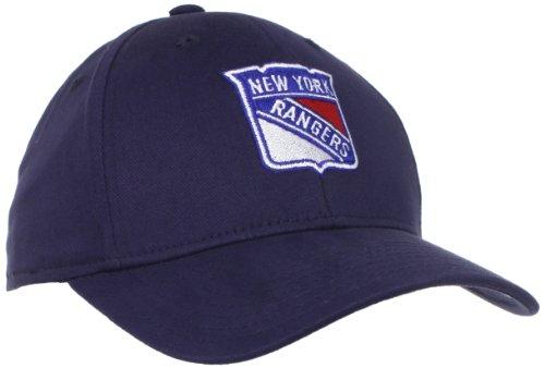 Reebok NHL New York Rangers Strukturierte Flex Fit Hat, Herren, New York Rangers