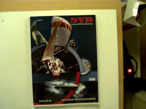 SVB - Spezialversand für Yacht- und Bootszubehör 2006,