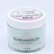 Glam And Glits Acrylic Powder Color Blend Collection BL3031 Make It Rain 2 oz