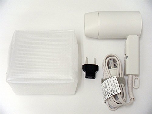 MUJI compact hair dryer for traveling travel MB-1002 100-120V 200-240V