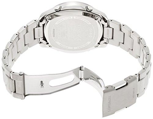 『[カシオ] 腕時計 リニエージ 電波ソーラー LIW-M610TDS-1A2JF シルバー』の1枚目の画像