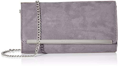 MARCO TOZZI Damen 2-2-61001-23 Clutch, Grau (Grey), 4.5x14.5x24 cm