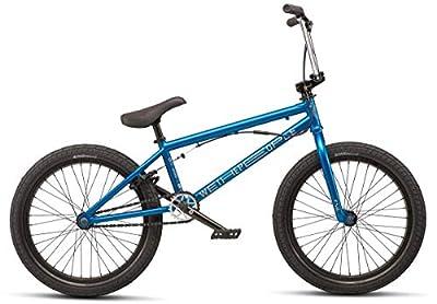 "wethepeople CRS FS 20"" 2019 BMX Rad - Matt Metallic Blue | blau | 20.25"""