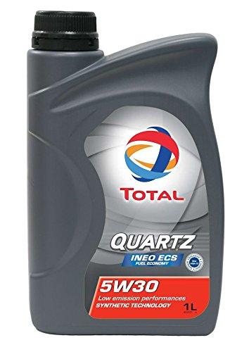 Total Quartz Ineo ECS 5W-30 Motorenöl, 1 Liter