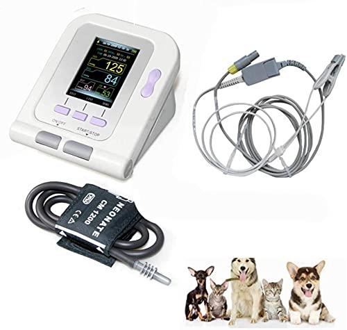 Monitor de presión de Wang Veterinaria - Pulsera de monitor de presión arterial veterinaria digital para perro / gato / mascotas