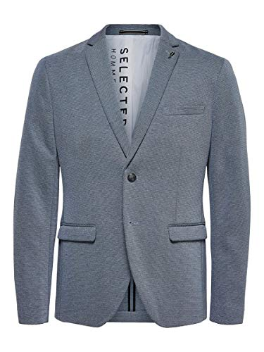 SELECTED HOMME Male Blazer Slim Fit 46Navy Blazer 1