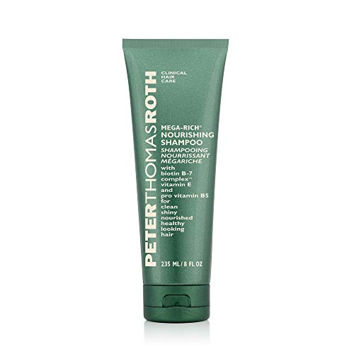 Peter Thomas Roth Mega Rich Shampoo, 8 Fluid Ounce