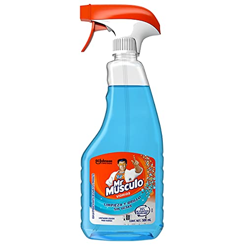 mister musculo windex fabricante Mr. Músculo