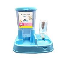 PetDream 犬用飲料水自動給餌器(犬用のものに水を飲ませる装置)犬猫用の水筒ペット用品