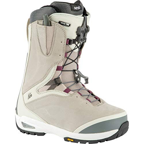 Nitro Damen Bianca TLS Boot ´22 Snowboardboot, Bone, 245
